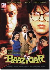 shahrukhkhaninbaazigar thumb The Greatest Villains of Bollywood