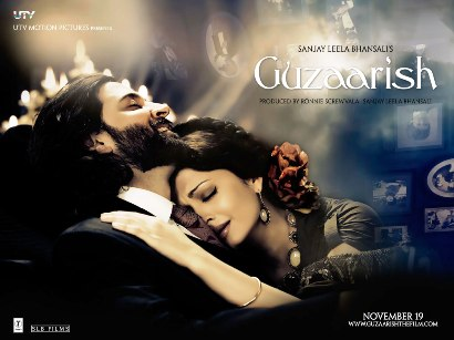 guzaarish new hindi movie