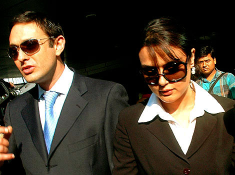 preity zinta ness wadia break up 7 Juicy Bollwood Scoops Stories and Scandals 2009