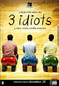 3 idiots The Feel Good Films Trend – Escapist fare or Just Pure Entertainment