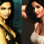 deepika katrina 150x150 Kat Fight: Deepika gives Katrina the Cold Shoulder