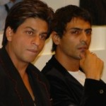 Arjun Rampal is a villain for SRK