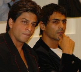srk arjun Arjun Rampal is a villain for SRK