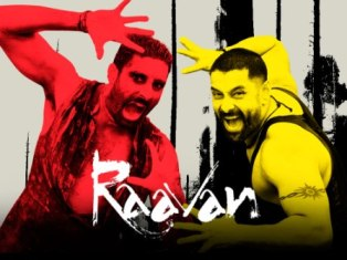 Raavan abhishek Bachchan Raavan   Will Ashwariya Rais Magic Work?