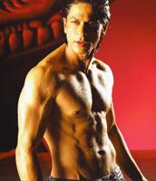 shahrukh khan Skin Show, Freak Show   this is Flop py wood!