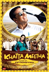 Khatta meetha hindi movie Khatta Meetha   Yet Another Akshay Kumar Comedy