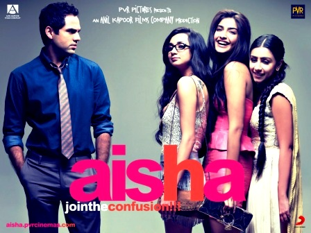 aisha hindi movie Aisha   A Hindi Adaption of Emma