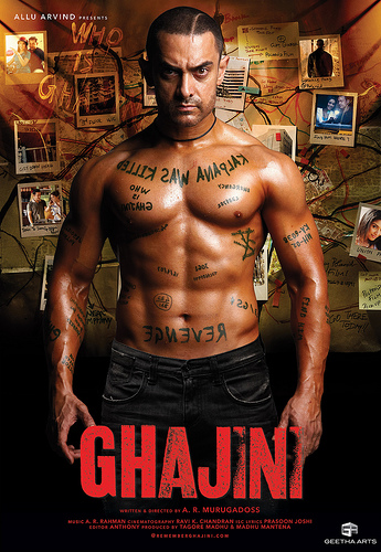 aamir khan in ghajini Aamir Khan's Success Secrets – The Genius of Bollywood Movies!