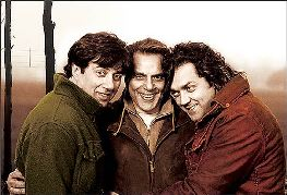 dharmendra and family Top Five Filmy Families of Bollywood
