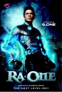 raone 205x300 Ra.One – Can Shahrukh Khan do a 'comeback' of sorts?
