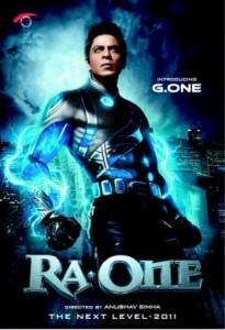 raone 205x300 Ra.One – Can Shahrukh Khan do a 'comeback' of sorts?