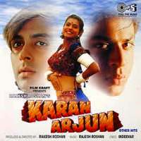 Karan-Arjun-bollywood-movie