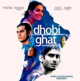 dhobi ghat aamir khan 2011 Dhobi Ghat Review   A Film with Tons of Class, Soul and Mood