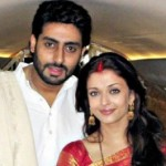 Aishwarya Abhishek 150x150 Hottest Celebrity Couples –  Time tested togetherness