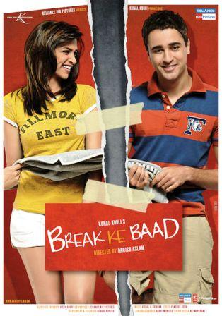 Break Ke Baad film poster Break Ke Baad Movie Review: Every Relationship Needs its Space
