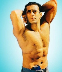 Salman Khan Abs 256x300 Ageless Body, Timeless Energy and a Dabangg Attitude   This is Salman Khan