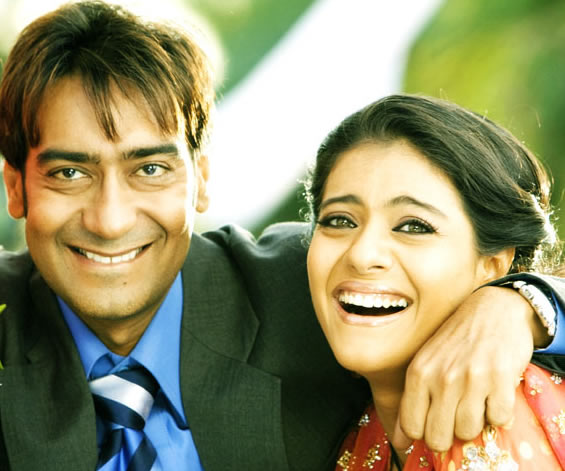 ajay kajol2009 Shah Rukh and I are friends Ajay Devgan clears the air on all controversies