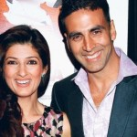 akshay twinkle 150x150 Hottest Celebrity Couples –  Time tested togetherness