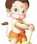 """Hanuman animation"""