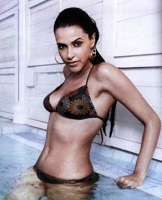 neha dhupia bikini Sensuality in India – The 10 Hottest of Bikini Babes of Bollywood