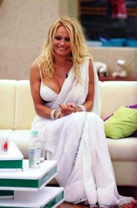 pamela anderson in bigg boss 198x300 Does TV Content Need Sanitization?