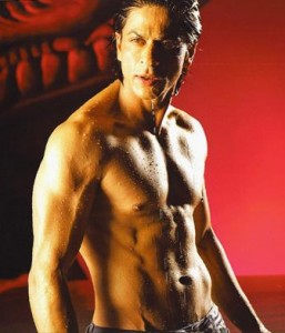 SRK2 257x300 Bollywoods Debonair Heroes   Our Top Ten Favorites