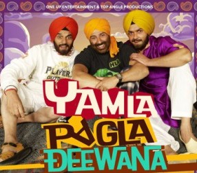Yamla Pagla Deewana Yamla Pagla Deewana Review   A Fairly Decent Comedy