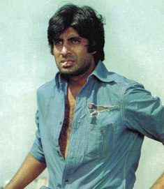 amitabh bachchan Bollywoods Debonair Heroes   Our Top Ten Favorites