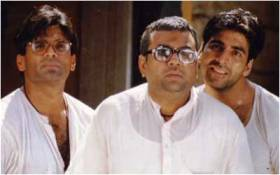 hera pheri movie paresh rawal Unforgettable One Liners from Hindi Films