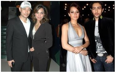 lara kelly addayan kangana Top 10 Controversial Bollwood Breakups – Romances that didn't make it
