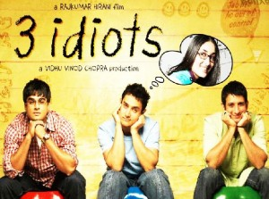 3 idiots 300x223 Movies with a Message  A New Recipe for Success