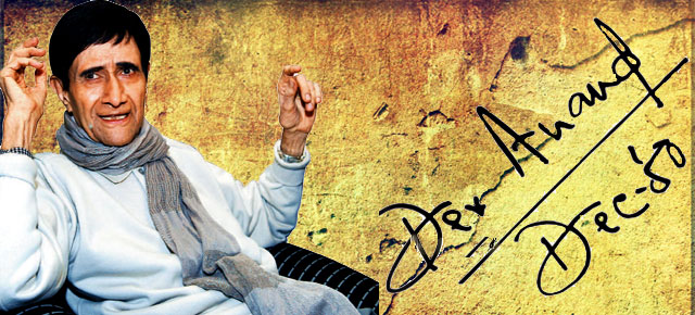 Dev Anand saab featuredjpg A Tribute to Dev Anand Saab   An Eternal Entertainer Extraordinaire