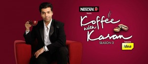 Koffee with Karan1 300x131 Da banggs and Booms of 2010