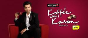 Koffee with Karan1 300x131 Da banggs and Booms of 2010