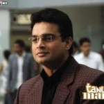Madhavan as the NRI Doctor
