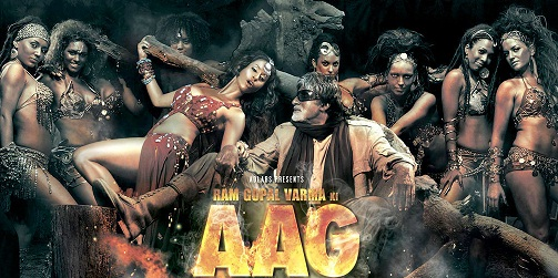 Raam Gopal Varma ki Aag Era of Classics Remakes   Innovativeness Or Creative Bankruptcy