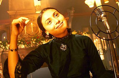 Rani Mukherjee in Black Movie The Times and Life of the Queen of Hearts  Rani Mukherjee