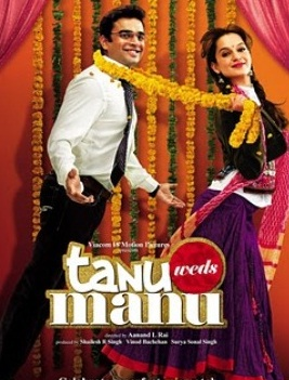 Tanu Weds Manu Movie Wallpaper2 Tanu Weds Manu Movie Review – A fun filled ride for you