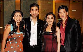 shahrukh rani kajol karan kwk Koffee With Karan  Karismatic And Kool