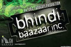 Bhindi Bazaar Inc poster1 Upcoming Hindi Movies of 2011