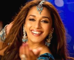 Madhuri Dixit bollywood actresses 300x241 Madhuri Dixit – Indias Favourite Dancer