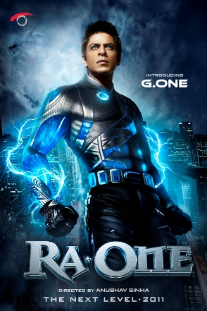 Ra One Shahrukh Khans Ra.One   First Teaser