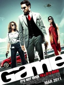 game bollywood movie 227x300 Abhinay Deos Game   Theatrical Trailer