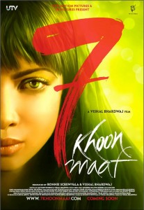 7 khoon maaf 207x300 2011... THE Year for Bollywood?