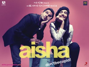 800px Aisha 300x225 The Chick Flick  Has it Arrived in India?