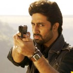 Mr. Bachchan in action