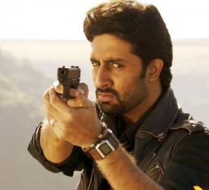 Abhishek bachchan 300x273 Dum Maaro Dum   Film Review