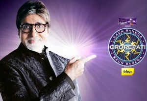 Amitash Bachchan KBC1 300x207 Why 68 year old Amitabh Bachchan is India's biggest brand