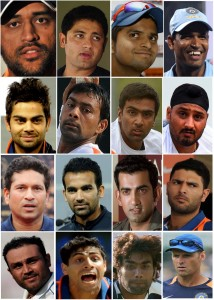 ICC Cricket World Cup 2011 India Squad 214x300 The World Cup Final Was Like a Bollywood Film   Go INDIA GO!