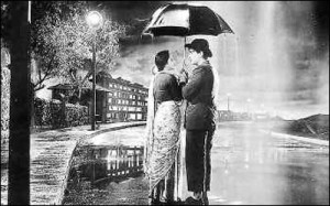 Pyar hua iqrar hua 300x187 The Top Ten Best Rain Songs from Bollywood